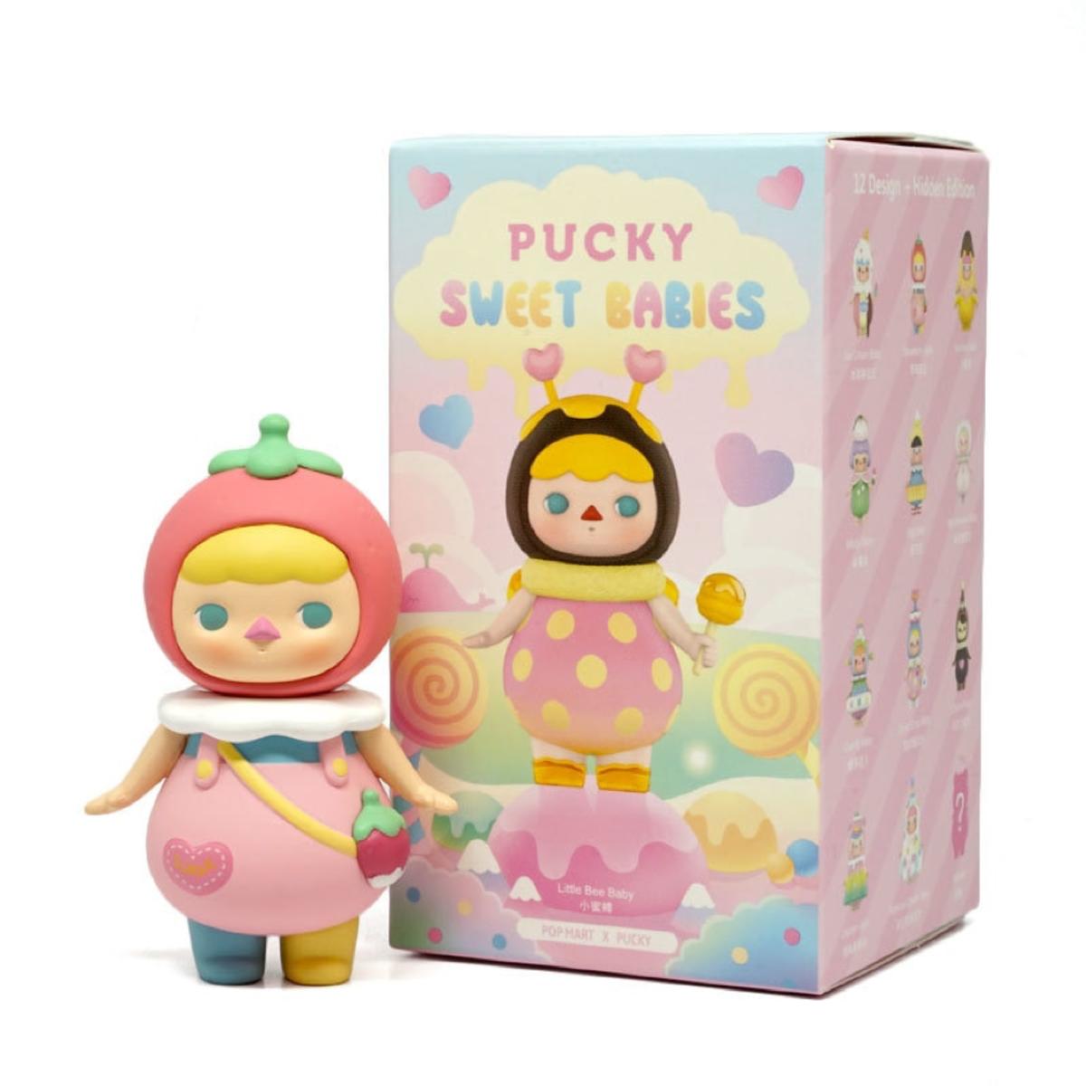 POPMART Pucky Sweet Babies Blind Box